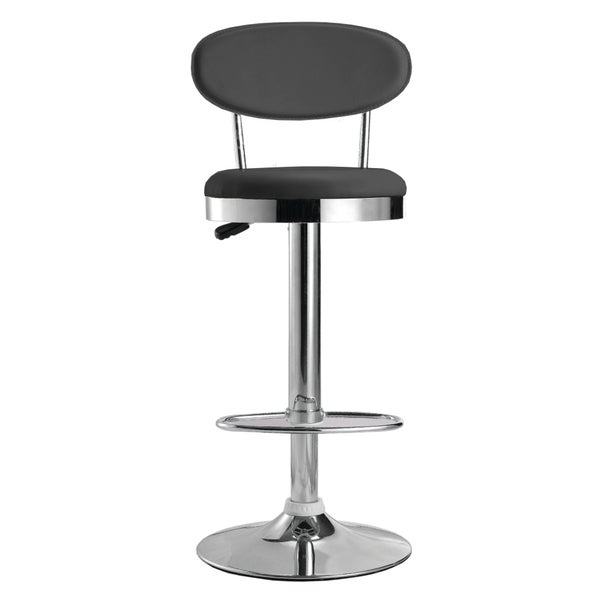 MaxMod Beer Bar Stool Chair in Black