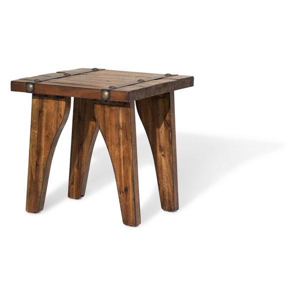 Big Sky End Table by Michael Amini