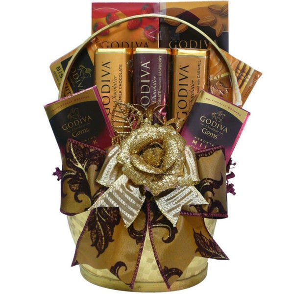 Godiva Gold Premium Chocolate Gift Basket