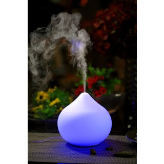 SPT Ultrasonic Aroma Glass Dome Diffuser/Humidifier