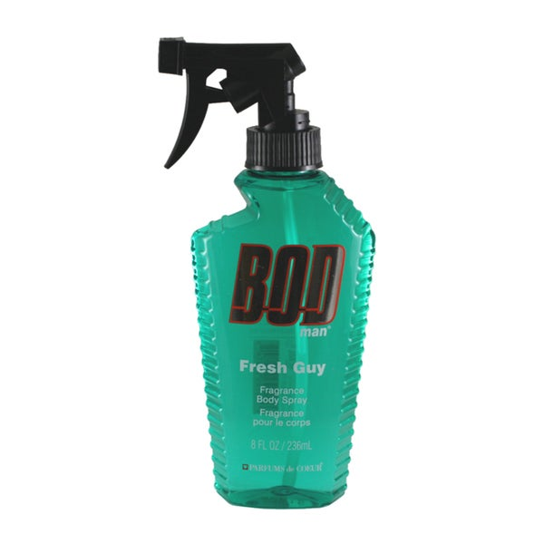 Bod Man Fresh Guy 8-ounce Fragrance Body Spray