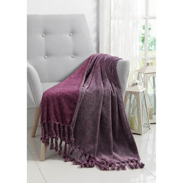 Arizona Fringe Soft Throw