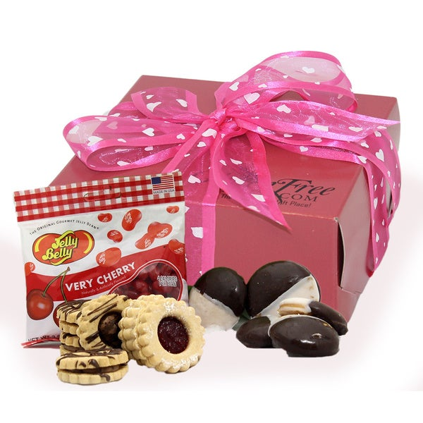 My Sweetheart! Medium 1-pound Gluten Free Gift Box