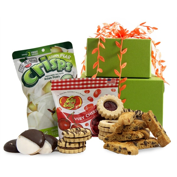 Happy Thanksgiving! Gluten Free Gift Tower, Small, 1.5 pounds
