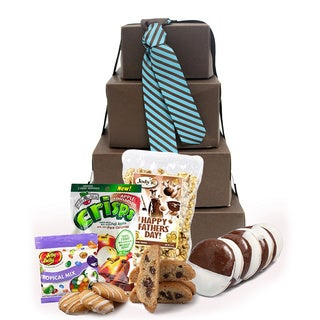 You're My Big Man! Extra Large 3-pound Gluten Free Gift Tower