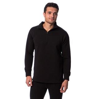 Kenyon Men's Polartec Power Stretch Wool Zip Top