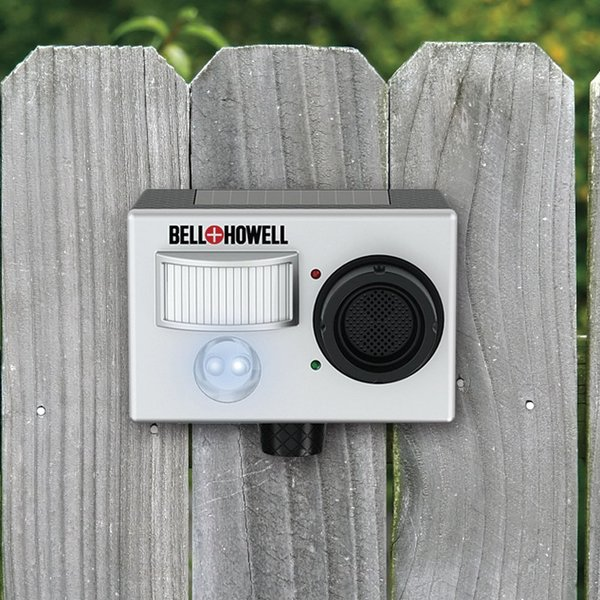 Bell + Howell Solar Animal Off Ultimate Garden Solar Animal Repeller