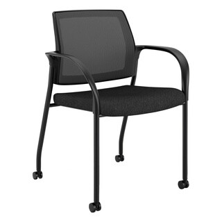 HON Ignition Series Mesh Back Mobile Stacking Chair