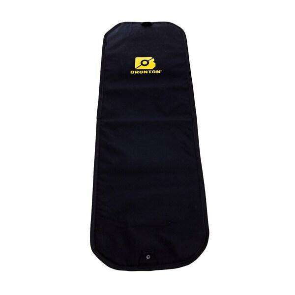 Brunton Folding Mat with USB Powered Heat Black