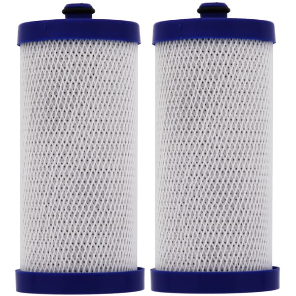 AquaFresh WF284 Frigidaire WFCB / WF1CB Comparable Refrigerator Water Filter (2 Pack) 15701884