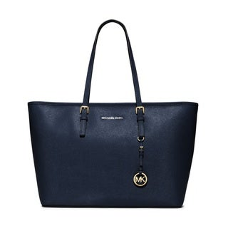 MICHAEL Michael Kors Jet Set Travel Top-Zip Tote
