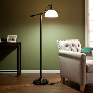 Upton Home OttLite Corliss Task Floor Lamp