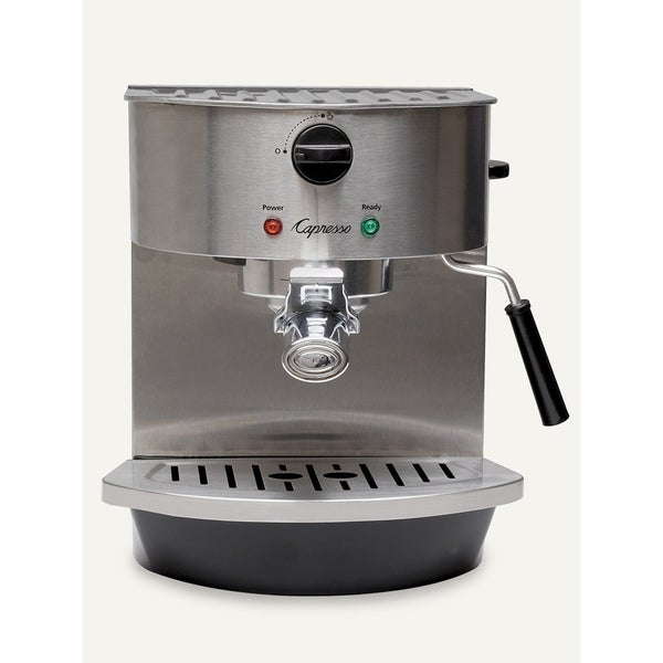 Capresso Jura 119.05 Stainless Steel Pump Espresso and Cappuccino Machine