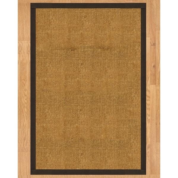 Handcrafted Moda Sisal Fudge Rug (9' x 12')