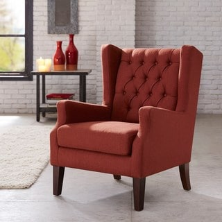 Maxwell Button Tufted Accent Chair