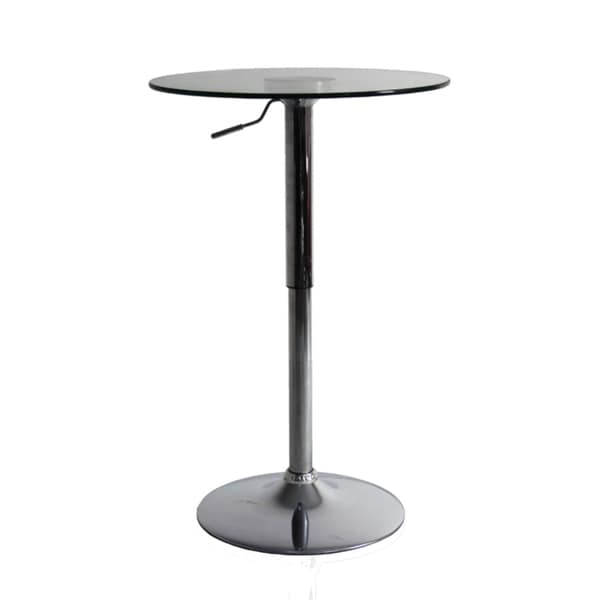 MaxMod Glass Bar Table