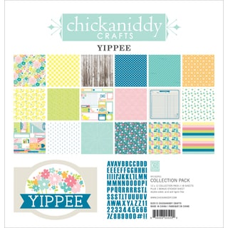 Chickaniddy Collection Pack 12inX12in Yippee