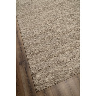 Hand-knotted Moroccan Beni Ourain Grey Wool Rug (9' x12')