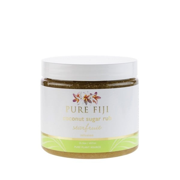 Pure Fiji Starfruit 16-ounce Sugar Rub