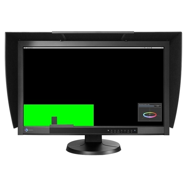 "Eizo ColorEdge CG277 27"" LED LCD Monitor - 16:9 - 6 ms (As Is Item)"