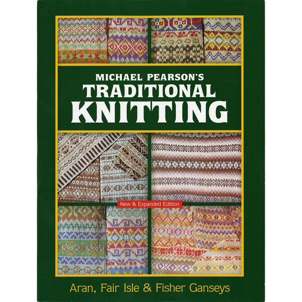 Dover Publications Traditional Knitting
