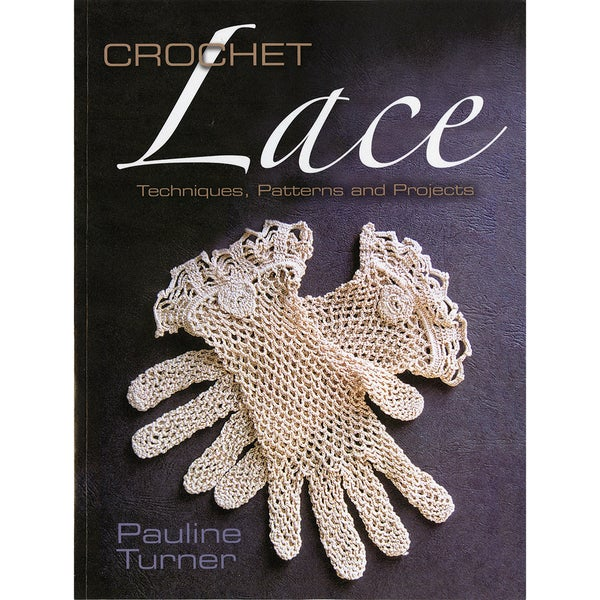 Dover Publications Crochet Lace