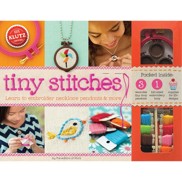 Tiny Stitches Kit