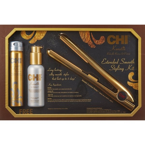 CHI Keratin Extended Smooth Styling Set 15707761