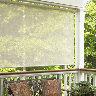 Lewis Hyman Exterior Energy Efficient Sunshade In Sahara Finish