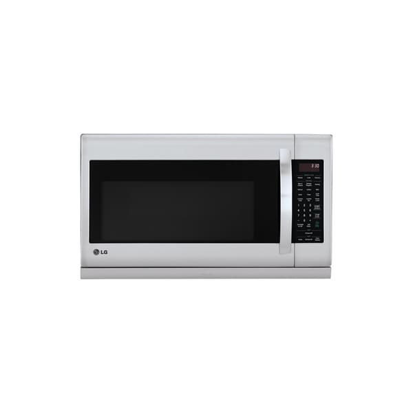 LG LMH2235ST (Refurbished) 2.2 cu.ft. Over-the-Range Microwave Oven with Extenda Vent in Stainless Steel