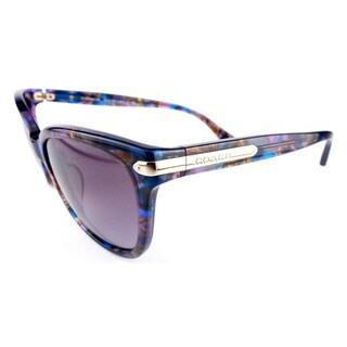 Coach Women's HC8132F L551 52888H Plastic Cat Eye Sunglasses