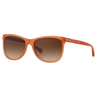 Coach Women's HC8117 L088 Blakely 525313 Plastic Square Sunglasses