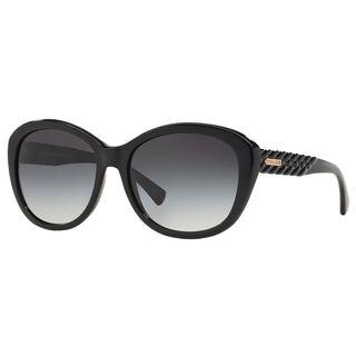 Coach Women's HC8142 L113 500211 Plastic Cat Eye Sunglasses