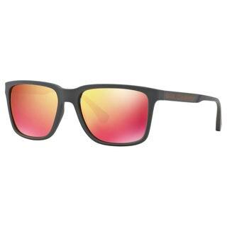 Emporio Armani Men's EA4047 Square Sunglasses