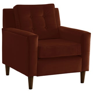 Made to Order Arm Chair in Regal Cedar