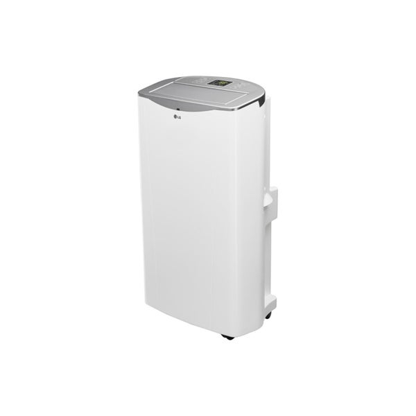 LG Portable Air Conditioner Cooling LP1415WXRSM - Cooler - 14000 BTU/h Cooling Capacity - Gray 300632381