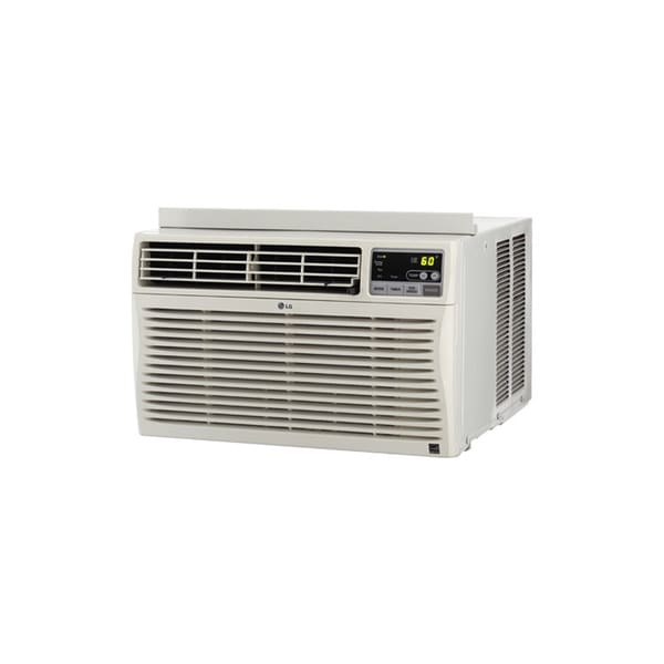 Lg lw1813er 18 000 btu 220v window air conditioner with for 12000 btu window air conditioner 220v