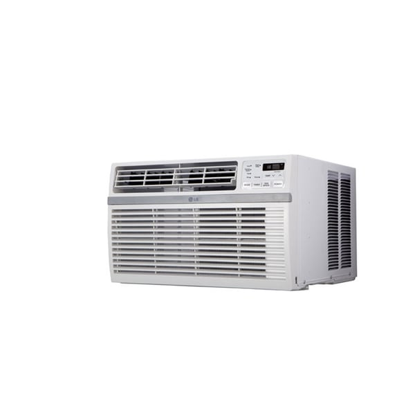 LG LW1814ER 18,000 BTU (220V) Window Air Conditioner with Remote (Refurbished) 15708356