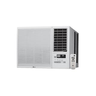 LG LW7014HR 7,000 BTU Cooling and 3,850 BTU Heating Window Air Conditioner with Remote (Refurbished)