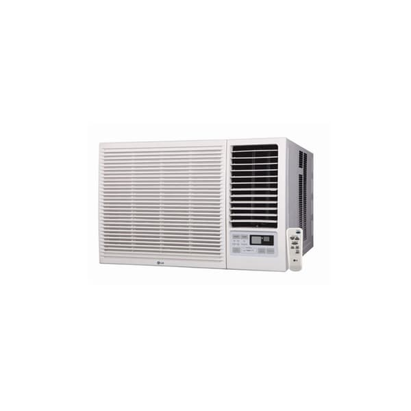 LG LW1214HR 12,000 BTU Cooling and 11,200 BTU Heating (220V) Air Conditioner with Remote (Refurbished) 15708372