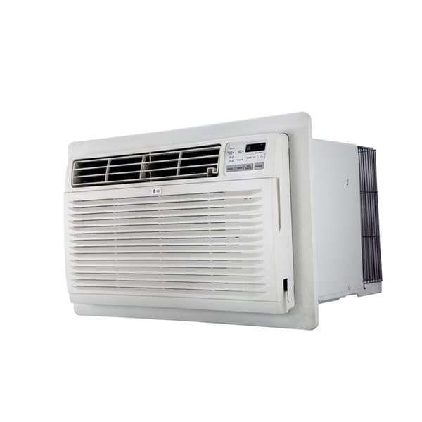 LG LT1035HNR 10,000 BTU Cooling and 11,200 BTU Heating (220V) Thru-the-Wall Air Conditioner with Remote (Refurbished) 15708395