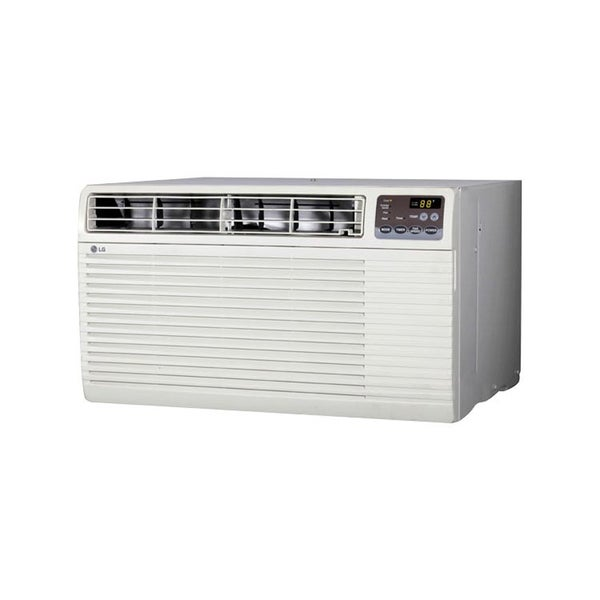 LG LT1033HNR 10,000 BTU (220V) Heat/Cool Thru-the-Wall Air Conditioner with Remote (Refurbished) 15708401