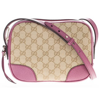 Gucci Bree Original GG Canvas Disco Bag