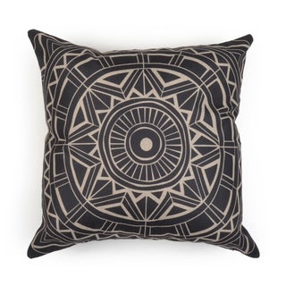 Journee Home 'Labyrinth' 17 inch Accent Pillow