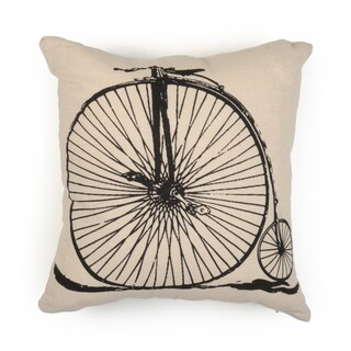 Journee Home 'Cycle' 16 inch Accent Pillow