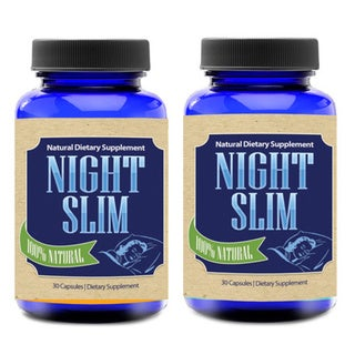 Night Slim Weight Loss Pill (60 Day Supply)