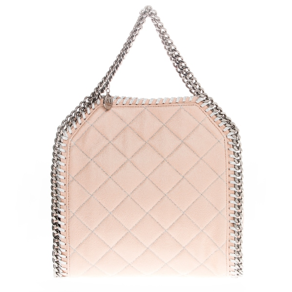 Stella McCartney Mini Quilted Falabella Tote