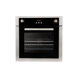 Stainless Steel 24-inch Electric Wall Oven with 5 Functions (c51eix)