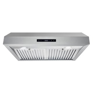 Cosmo 30-inch Stainless Steel Under Cabinet Range Hood (umc30)