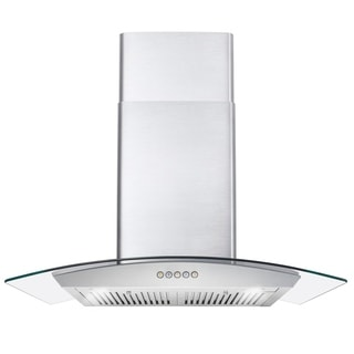 Cosmo 668A750 30-inch Stainless Steel Wall Mount Range Hood
